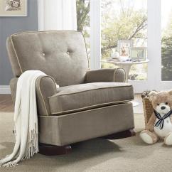 Nursing Glider Or Rocking Chair Shampoo Bowl Combo Shop Avenue Greene Burns Rocker Free Shipping Today Overstock