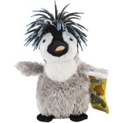 zibbies plush pet toy withcrazy hair