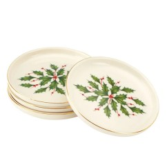 Lenox Christmas Chair Covers Gooseneck Rocking Shop Holiday Coasters Free Shipping On Orders Over 45 Overstock Com 9546724