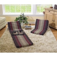 Shop myZENhome Triangle Living Room Chair & Recliner