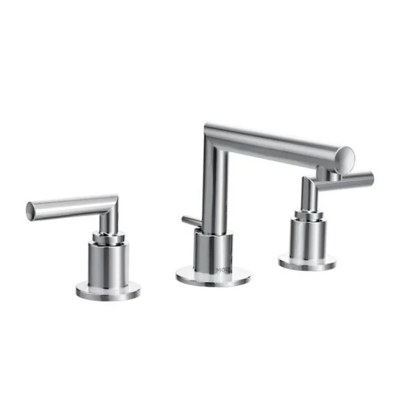 Moen TS43002 Arris Chrome Two-handle Bathroom Faucet
