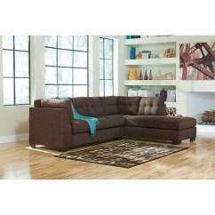 Ashley Furniture Sectional Sofa Reviews Modern Los Angeles Shop Signature Design By Maier 2-piece Walnut ...