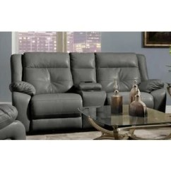 Double Reclining Sofa With Fold Down Table Value City Furniture Sleeper Lane Talon - Free Shipping ...