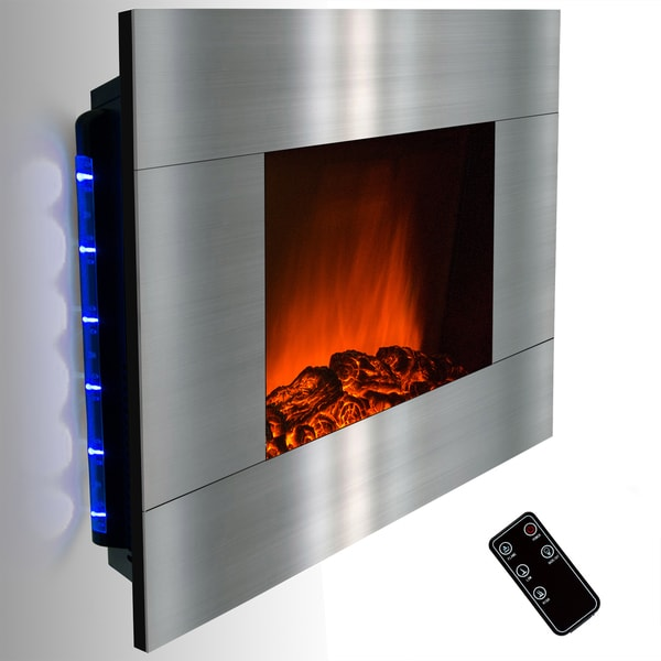 Wall Mounted Electric Fireplace Heaters