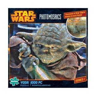 Star Wars Photomosaics Darth Vader 1000 Pcs Free