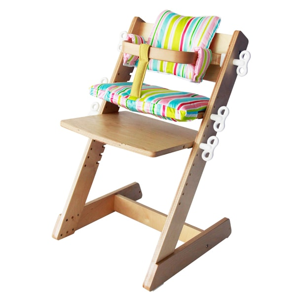 Wooden Baby High Chair Pads