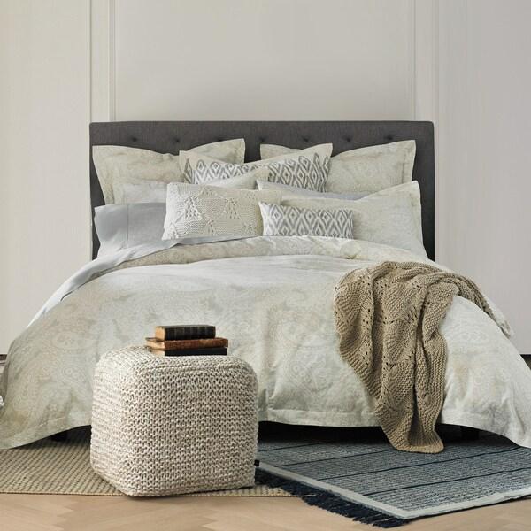 Shop Tommy Hilfiger Mission Paisley Comforter Set Free