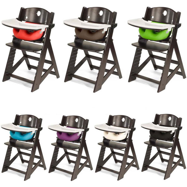keekaroo high chair large occasional chairs shop height right infant insert and tray free shipping today overstock com 9691363