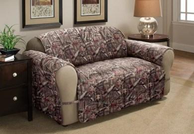 Loveseat Furniture Protector Mossy Oak Break Up Infinity