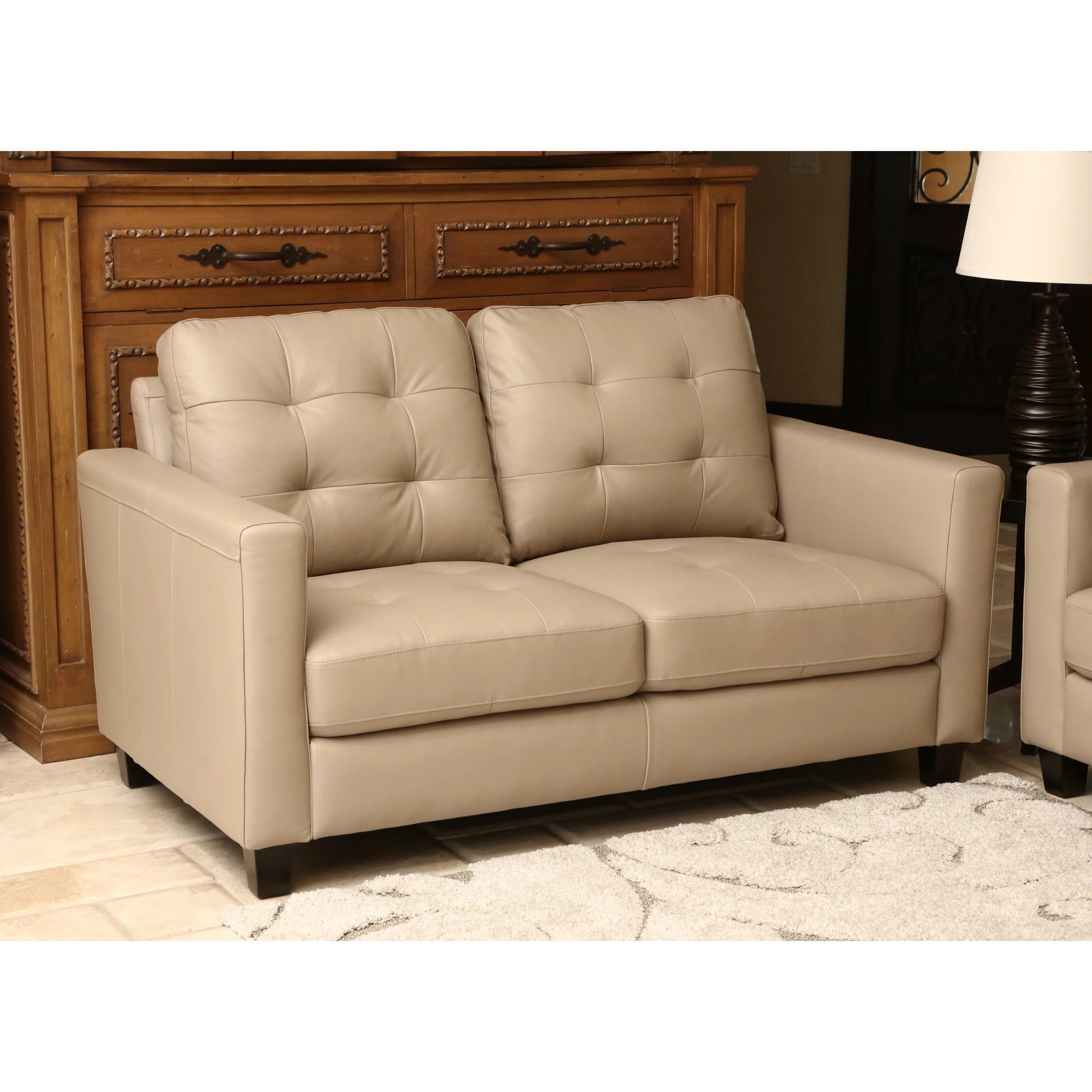 leona sofa bed thomasville furniture fabric sofas range review home co