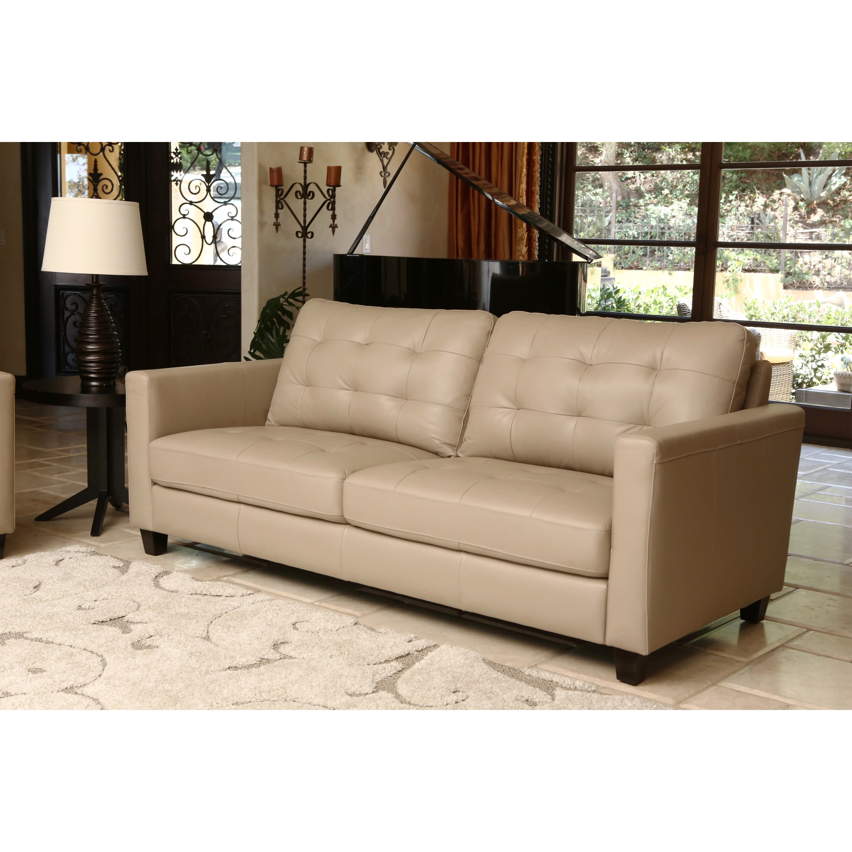 leona 3 seater recliner sofa upholstery services malaysia leather home the honoroak