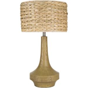 Artistry Design Resin Brown Harvest Lamp