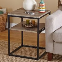 Shop Simple Living Piazza End Table - On Sale - Free ...