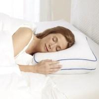Serta Side Sleeper Gel Memory Foam Pillow - Free Shipping ...