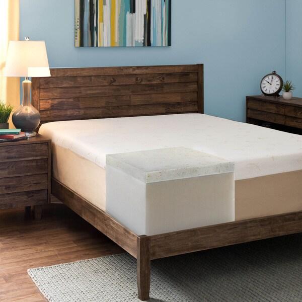 Comfort Dreams Select A Firmness 14 Inch Queen Size Copper Gel Memory