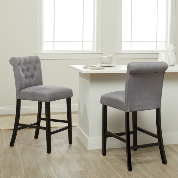 upholstered counter chairs wheel chair lift shop sopri set of 2 free shipping