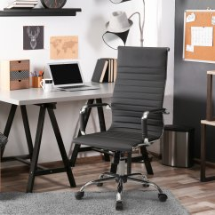 Office Chair Overstock Stressless Recliner Chairs John Lewis Shop Furniture Of America Kimmel Ribbed High Back