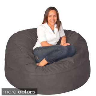 big joe bean bag chair multiple colors 33 x 32 25 posture reddit buy chairs online at overstock com our best living room porch den green bridge large memory foam 5 foot