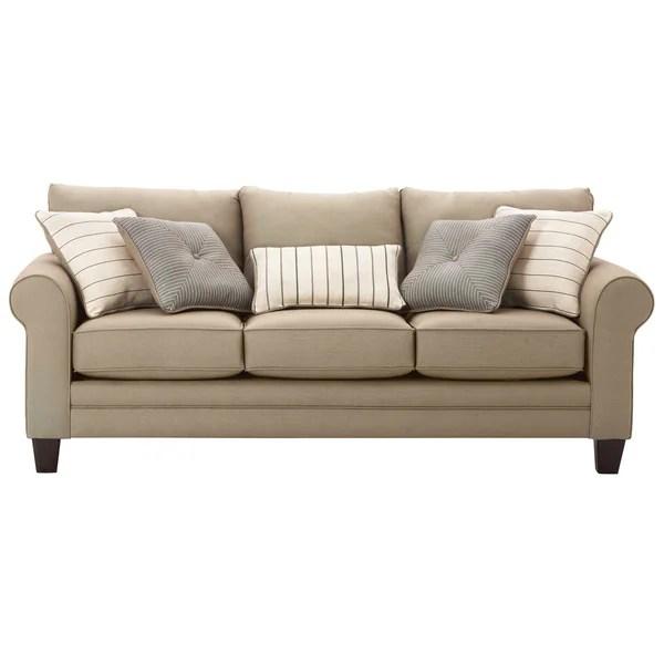 best memory foam sleeper sofas freedom brooklyn sofa gumtree shop art van calypso - free shipping today ...