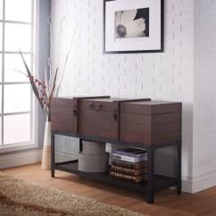 Laramie Sofa Reviews Fc Copenhagen Brondby Sofascore Furniture Of America Trueman Trunk Style Vintage Walnut ...