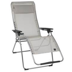 Xl Zero Gravity Chair With Canopy Sliding Pillow Folding Side Table Spa Pedicure Shop Lafuma Futura Silver Frame Recliner Free