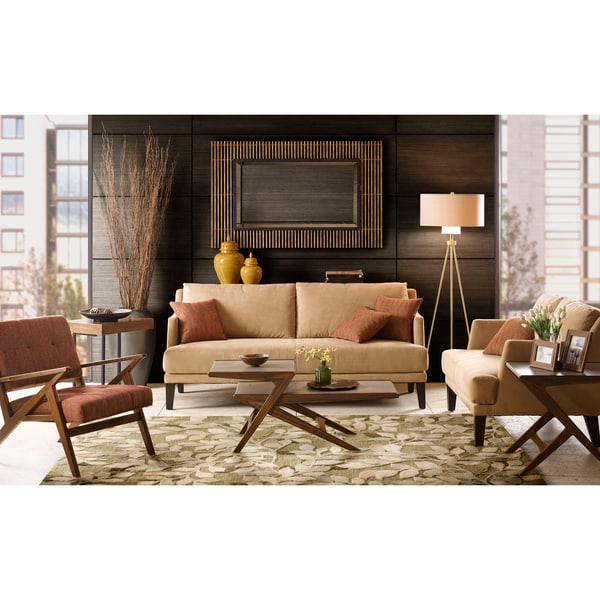 Build Your Own Alton Ecru Rolled Arm Sectional Collection Pier 1