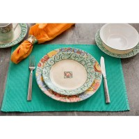 Shop Corelle Impressions Watercolors Stoneware and Glass ...