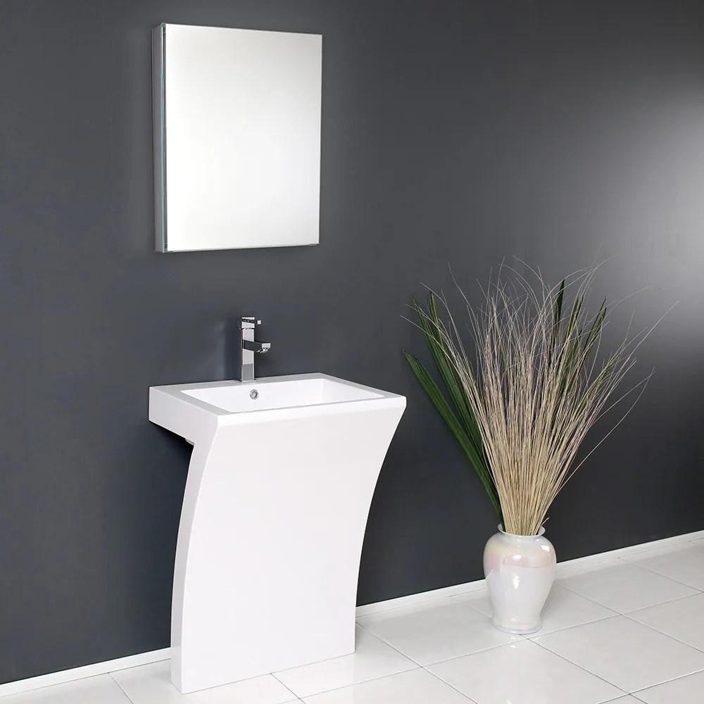Bathroom Vanities For Pedestal Sinks