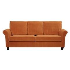 Ikea Lycksele Sofa Bed Orange Usado Em Curitiba Olx Futon Couch From Target I Have