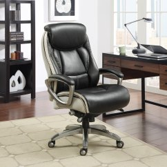 Serta Office Chair 10 Year Warranty Solid Wood Table And Chairs Shop Smart Layers Executive Free Shipping On