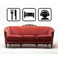Sure Fit Deep Pile Velvet Sofa Furniture Protector with