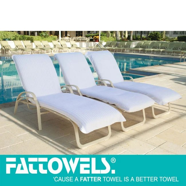 beach towels with pocket for lounge chair old fashioned rocking neopets white towel chaise covers - 13915602 overstock.com shopping the best prices on ...
