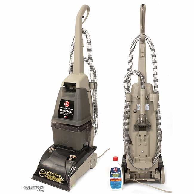 Shop Hoover F5842 SteamVac Deluxe Carpet Cleaner