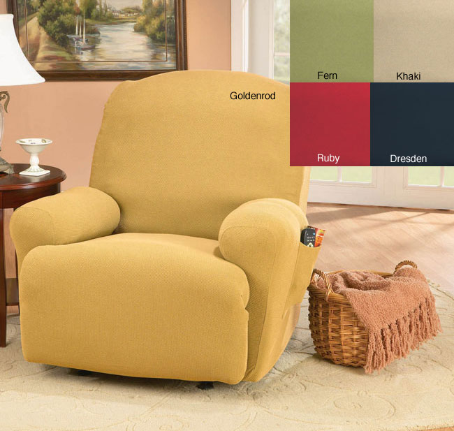 club chair slipcover recliner covers ikea sure fit large regency washable - 10183219 overstock.com shopping big ...