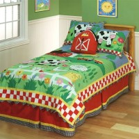 On the Farm Quilt Set - Free Shipping Today - Overstock ...