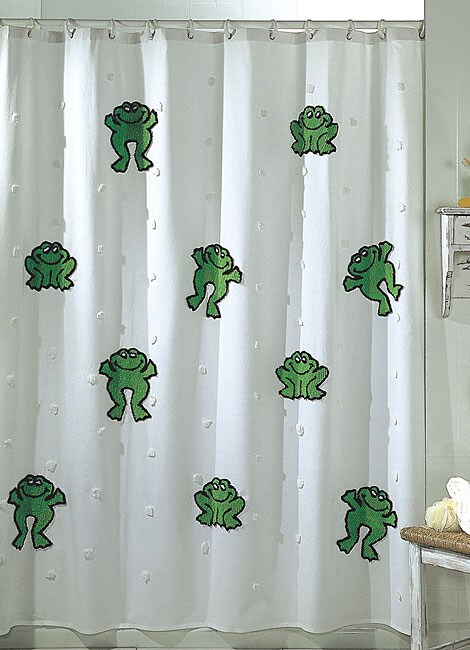 Park B Smith Leap Frog Shower Curtain Free Shipping On Orders