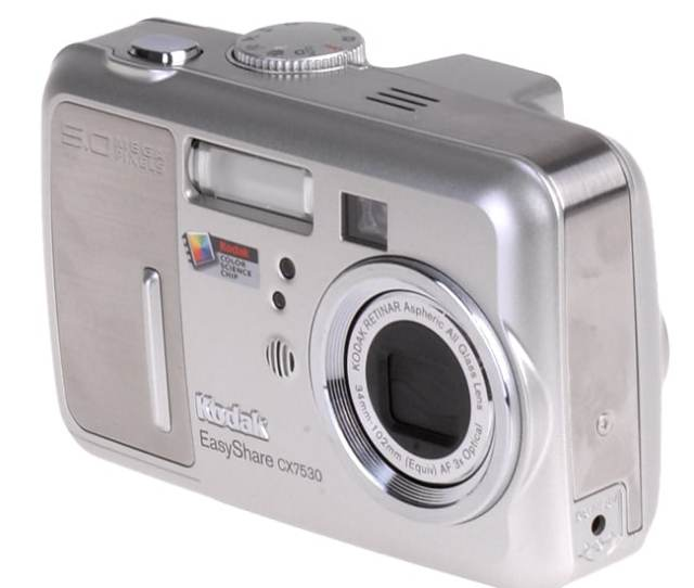 Kodak Easyshare Cxmp Digital Camera