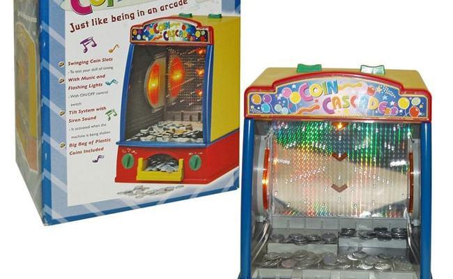 Coin Cascade Carnival Game 10296085 Overstock