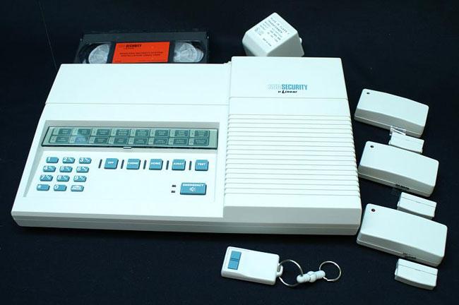 Alarm System Top Wireless 10