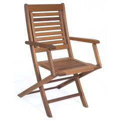 Folding Chair Plans Wood Vinyl Webbing For Patio Chairs Shop Amazonia Parati Wooden Set Of Two