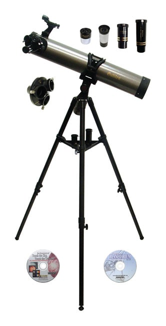 Galileo FS-85MOH Reflector Telescope (Refurbished