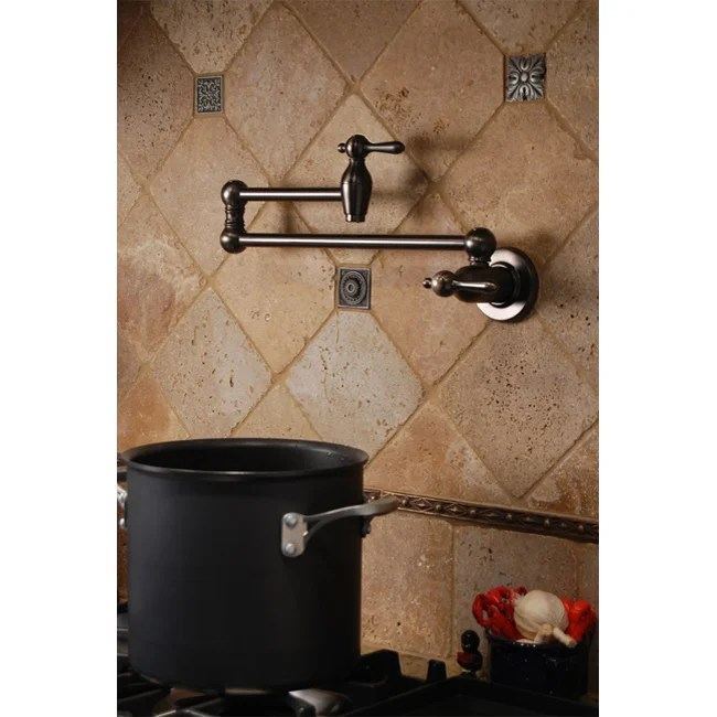 Fontaine Transitional Style Pot Filler Faucet  Overstock