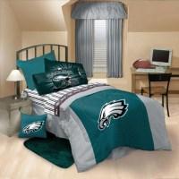 Philadelphia Eagles Comforter and Sheet Set