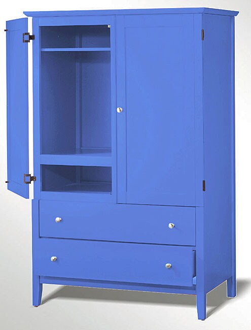 Kylie Blue Armoire  11099388  Overstockcom Shopping