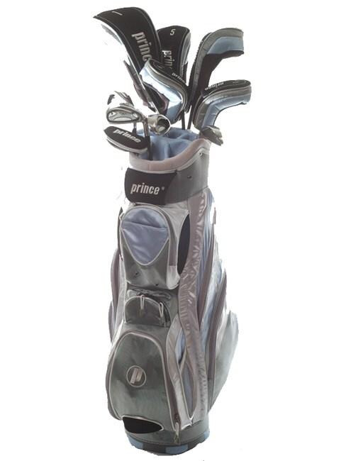 Prince GX2 17piece Ladies Complete Golf Club Set