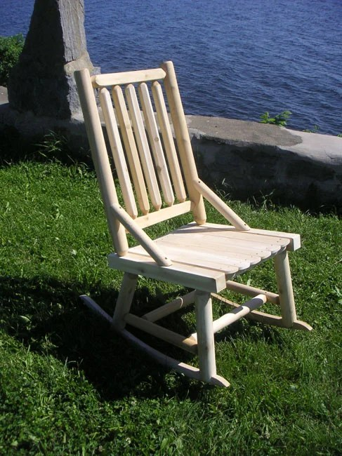 Keene Armless Rocking Chair  Free Shipping Today