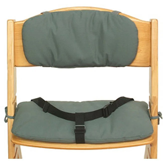 padded high chair wheel chairs shop keekaroo fabric cushion set free shipping on orders over 45 overstock com 3346146