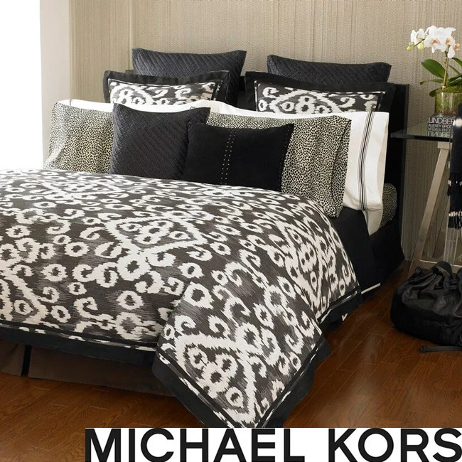 Shop Michael Kors Denpasar Comforter  Free Shipping Today