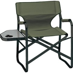 Coleman Deck Chair With Table Kneeling Review Sycamore Portable And - Free Shipping Today Overstock.com 11968011