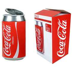 Kitchen Trash Can Pull Out Staten Island Cabinets Coca-cola Recycle Bin - Free Shipping Today Overstock ...
